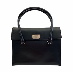 Kate Spade Black Sinclair Harwood Place Purse